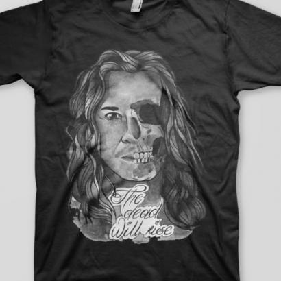 dwr-del-skull-t-shirt